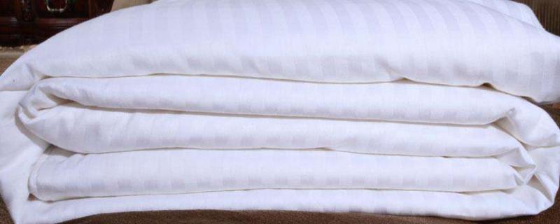 蚕丝被保养及洗涤方法