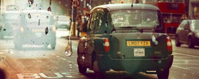 下雨天怎么开车