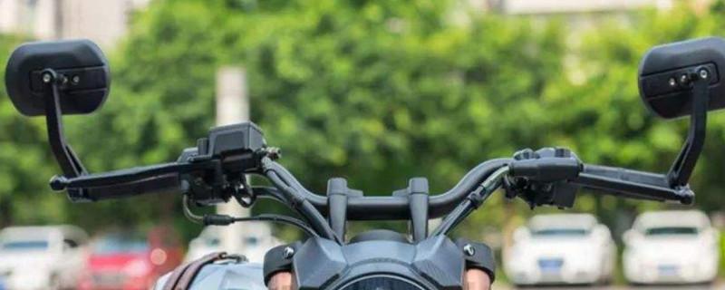 「后视镜」骑车后视镜怎么调比较好