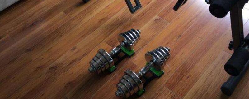 「哑铃」三角肌后束哑铃锻炼方法