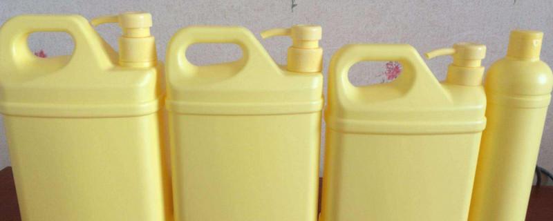 「洗洁精」洗洁精空瓶的妙用