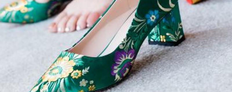 「倭寇」结婚为什么要穿绿色鞋子