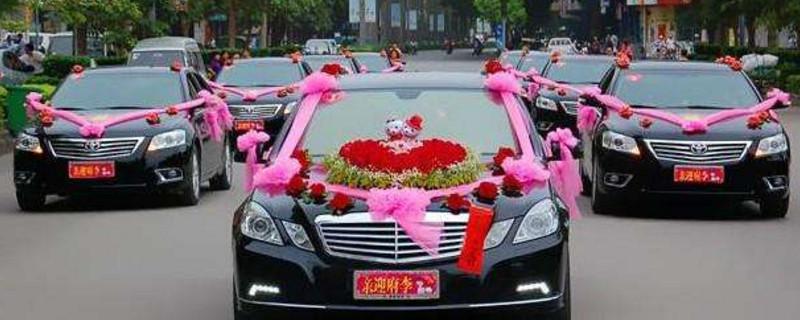 「租车」婚庆公司负责婚车吗