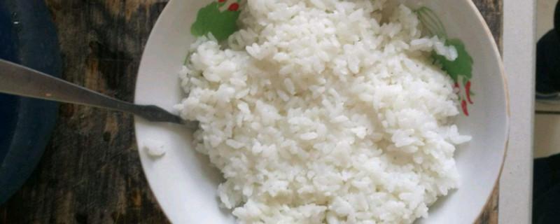 隔夜的米饭能炒着吃吗