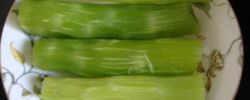 莴苣怎么保存