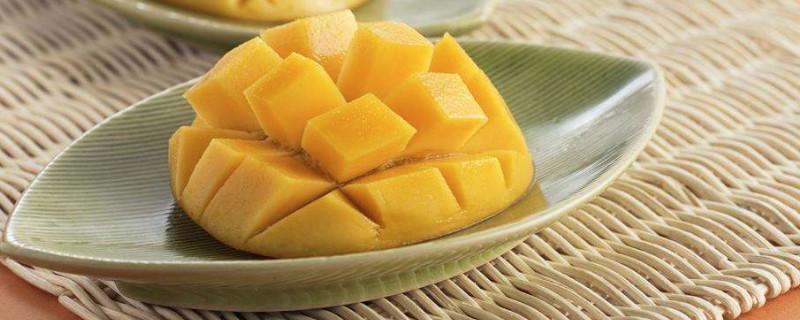 「芒果」芒果可以和鸡蛋一起吃吗