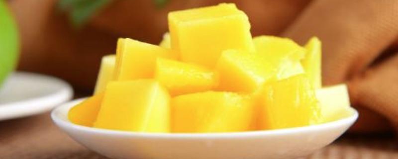 「芒果」芒果可以和火龙果一起吃吗?