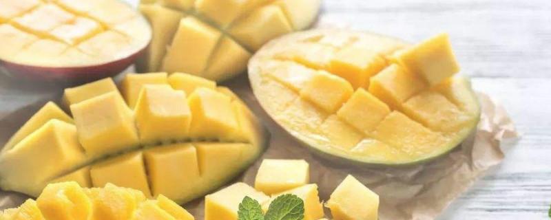 「芒果」芒果可以和香蕉一起吃吗