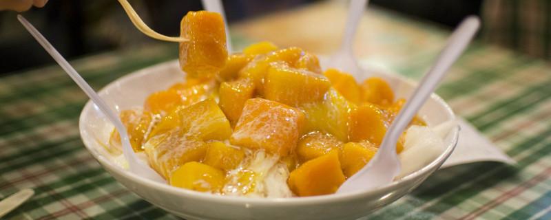 「芒果」牛奶和芒果可以一起榨汁吗?