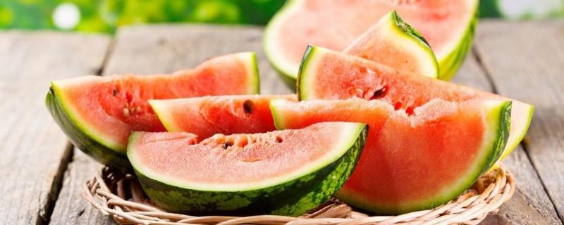 「西瓜」西瓜冰箱放三天能吃吗