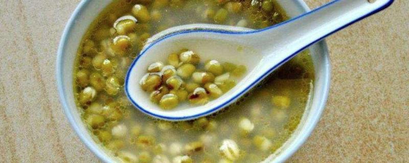 熬绿豆汤可以放冰糖一起熬吗
